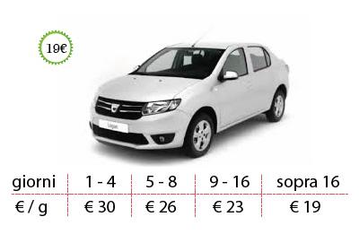 noleggio auto low cost Arad Romania
