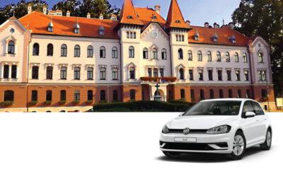 Noleggio auto low cost Lugoj senza carta di credito