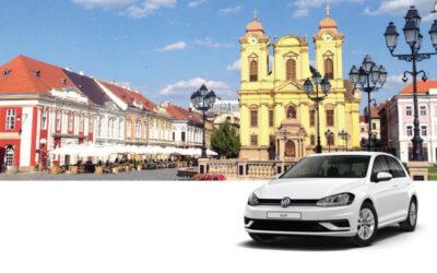 Noleggio auto low cost Timisoara senza carta di credito
