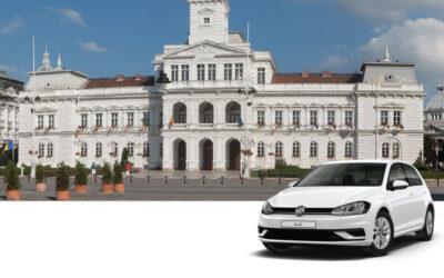 Noleggio auto low cost Arad senza carta di credito