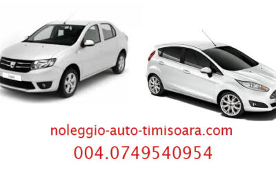 Rent a car Low Cost Timisoara Aeroporto