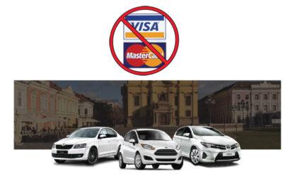 Noleggio auto Timisoara senza carta di credito