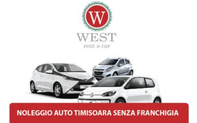 Noleggio auto Timisoara senza franchigia