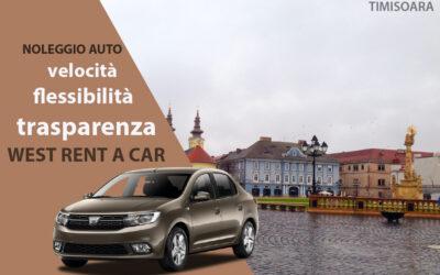 Noleggio auto flessibilità, velocità e trasparenza